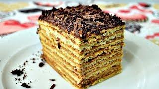 """Торт """"МИКАДО"""" - слишком вкусный!"""