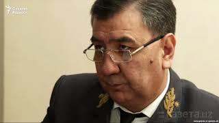 """Тошкент шаҳрининг бош солиқчиси """"йирик камомад""""да гумонланиб ҳибсга олинди"""