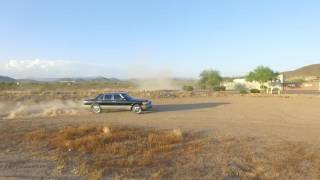 Mercedes 560SEL Romp