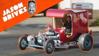 Driving a Hot Rod That Was Never Really Meant to Be 'Driven'