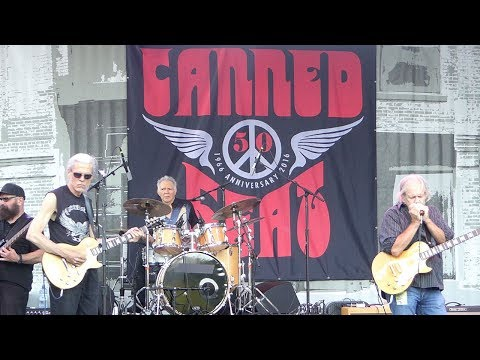Canned Heat -  Finale Medley Waterfront Blues Festival (Portland)
