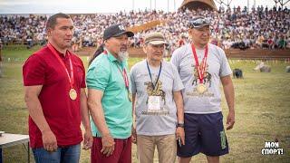 Для сильных и ловких: «Игры Дыгына» состязания по национальному многоборью.