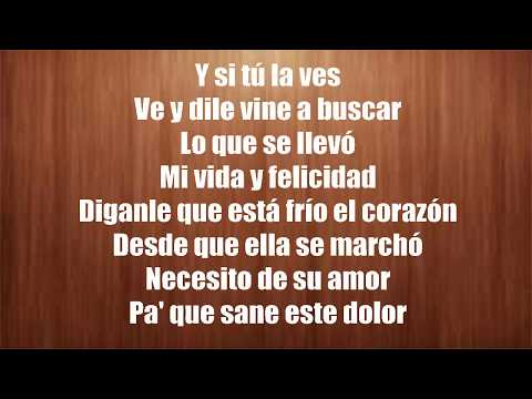 Nicky Jam ft Wisin- Si tú la vez (Letra/Lyrics)