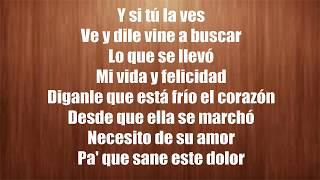 Nicky Jam ft Wisin- Si tú la vez (Letra/Lyrics)