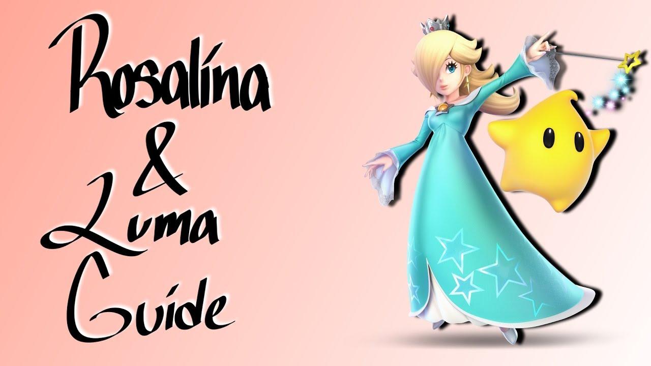 Download Super Smash Bros. Ultimate: Rosalina & Luma Guide