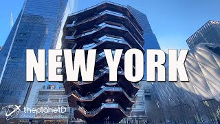 New York City Travel Vlogs | Fantastic and Fun Things to do in the City |  The Planet D