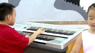 [Neokid Video Marathon 2013] Rhythm Of The Rain - Nguyễn Hoàng Thái Ngọc và Nguyễn Hoàng Thái Nghiêm