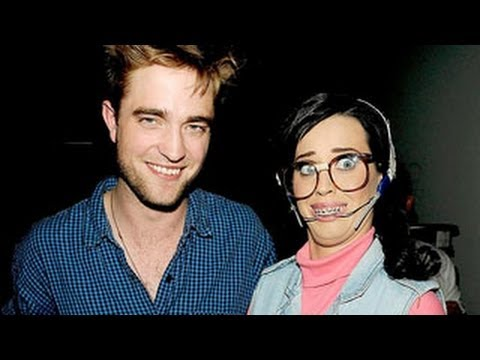 Robert Pattinson and Katy Perry Officially Dating