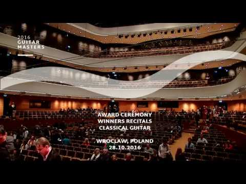 Guitar Masters 2016 Ceremony - Live Stream