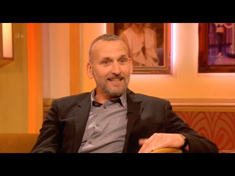 Christopher Eccleston interview | Russell Tovey | Paul O'Grady
