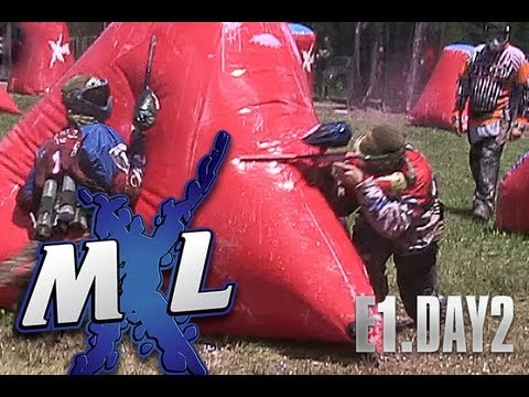 2013 CXBL Canadian XBall League - MXL Central E2 Day 2 (FlagRaiders)