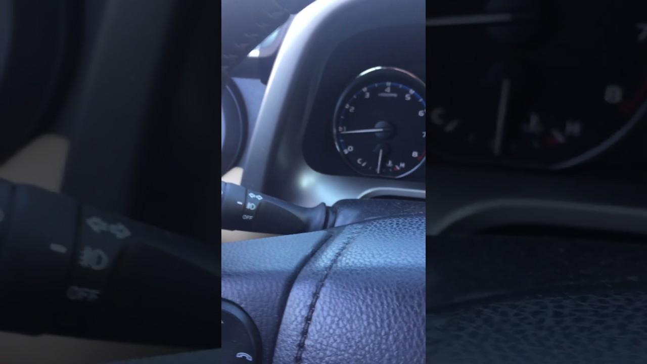2016 2018 Toyota Rav4 Oil Life Maintenance Light Reset