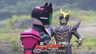 Hesei Kamen rider final episode preview Kuuga-Ex aid thumbnail