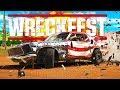 NO BRAKES! - Next Car Game: Wreckfest Gameplay - Wrecks & Races