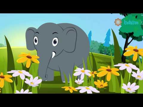 Aana  Malayalam Nursery Rhyme with Subtitles