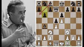 "Ефим Геллер: ""ОТУЧИЛ"" Карпова играть Французскую! Шахматы."