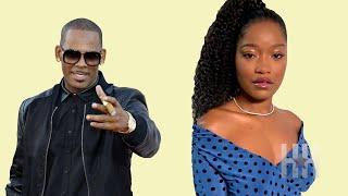 Keke Palmer For Whitney Houston And R. Kelly Survivor Azriel Clary Speaks On Relationship
