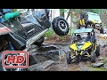 [ Mr Jake ] Scenic Off-Road Trail Ride in Northern Ontario Canada  - Polaris RZR & Can-Am Maverick