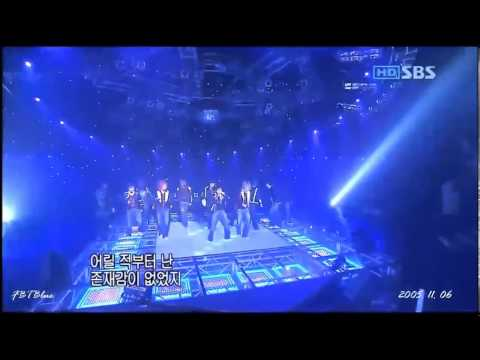 051106 Debut stage: Super Junior - Twins Mp3