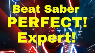 4k! Expert! PERFECT! Beat Saber : Beat It by Michael Jackson