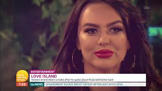You Just Need To Be Strong Babes' | Good Morning Britain