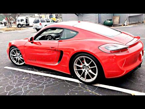 2014 Porsche Cayman S Review: $60,000 Supercar or Poor Man's 911???