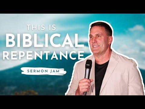 This is Biblical Repentance (SERMON JAM)