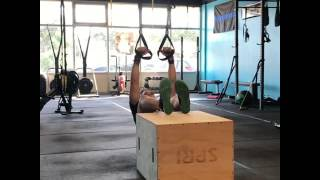 trx mondaymove trx duo muscle up