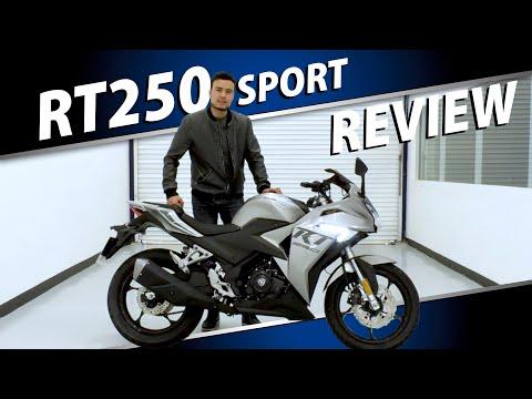 REVIEW ITALIKA RT250 SPORT