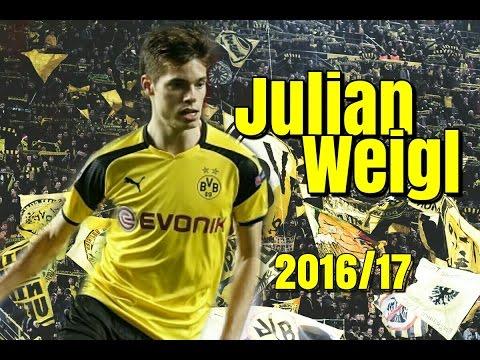 Julian Weigl ● Ultimate Skills● Rising Star● Passmaschiene● Borsussia Dortmund 2016/17