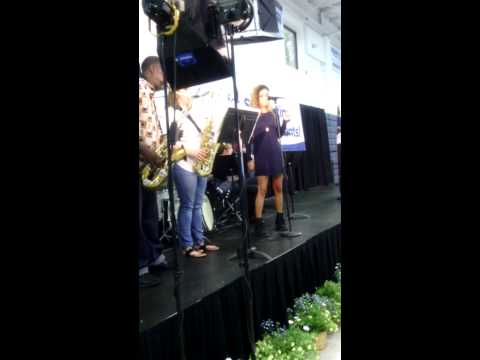 Cape Fear Community College Luncheon Jazz Ensemble