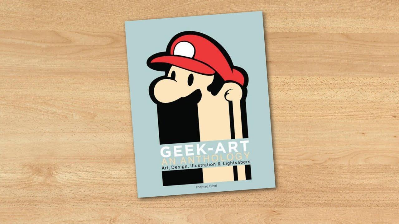7dc68e174421 Geek-Art  An Anthology  Art
