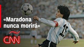 «Maradona nunca morirá», el editorial de Juan Pablo Varsky