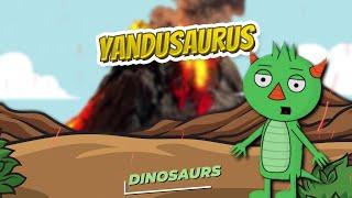 Yandusaurus  DINOSAURS