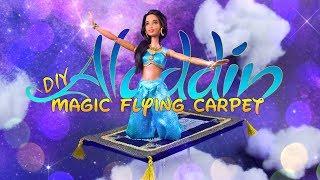 DIY - How to Make: Aladdin Magic Flying Carpet