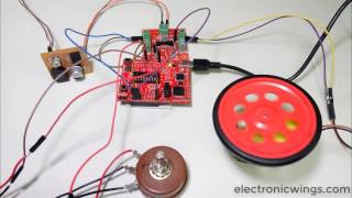 Speed And Diretion Control Of DC Motor Using TI Launchpad