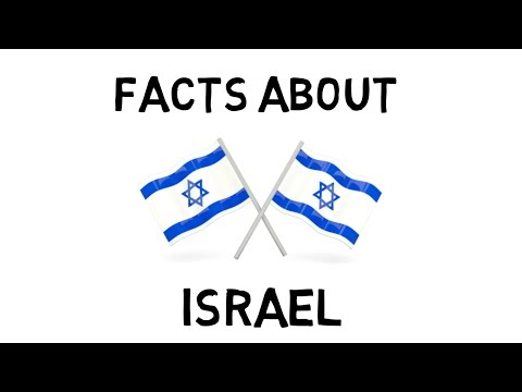 Interesting facts about Israel   Know the Facts