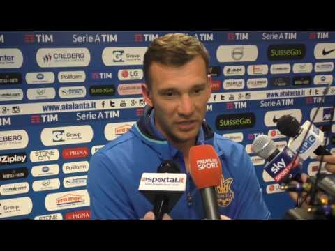 "Shevchenko: ""Tanti problemi nel Milan"""