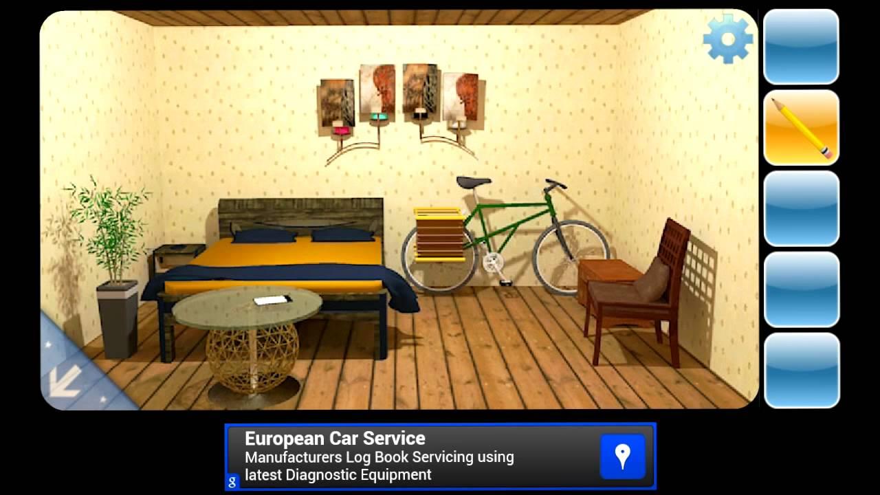 Прохождения игры can you escape 5 уровень