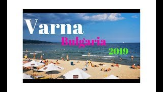 Varna, Bulgaria - Sea gardens, boulevard, beaches, food and party