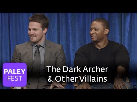 Arrow - Andrew Kreisberg and Marc Guggenheim Talk About the Dark Archer and Other Villains
