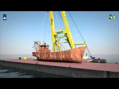 Wreck removal to ensure safe navigation: NOMO wrecks