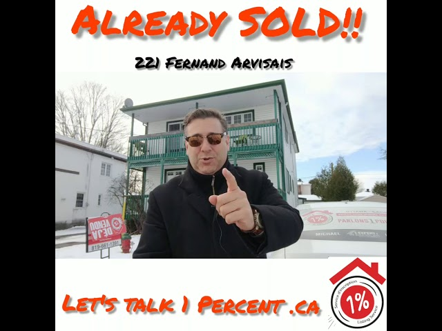 Déjà vendu already sold michael Lederman