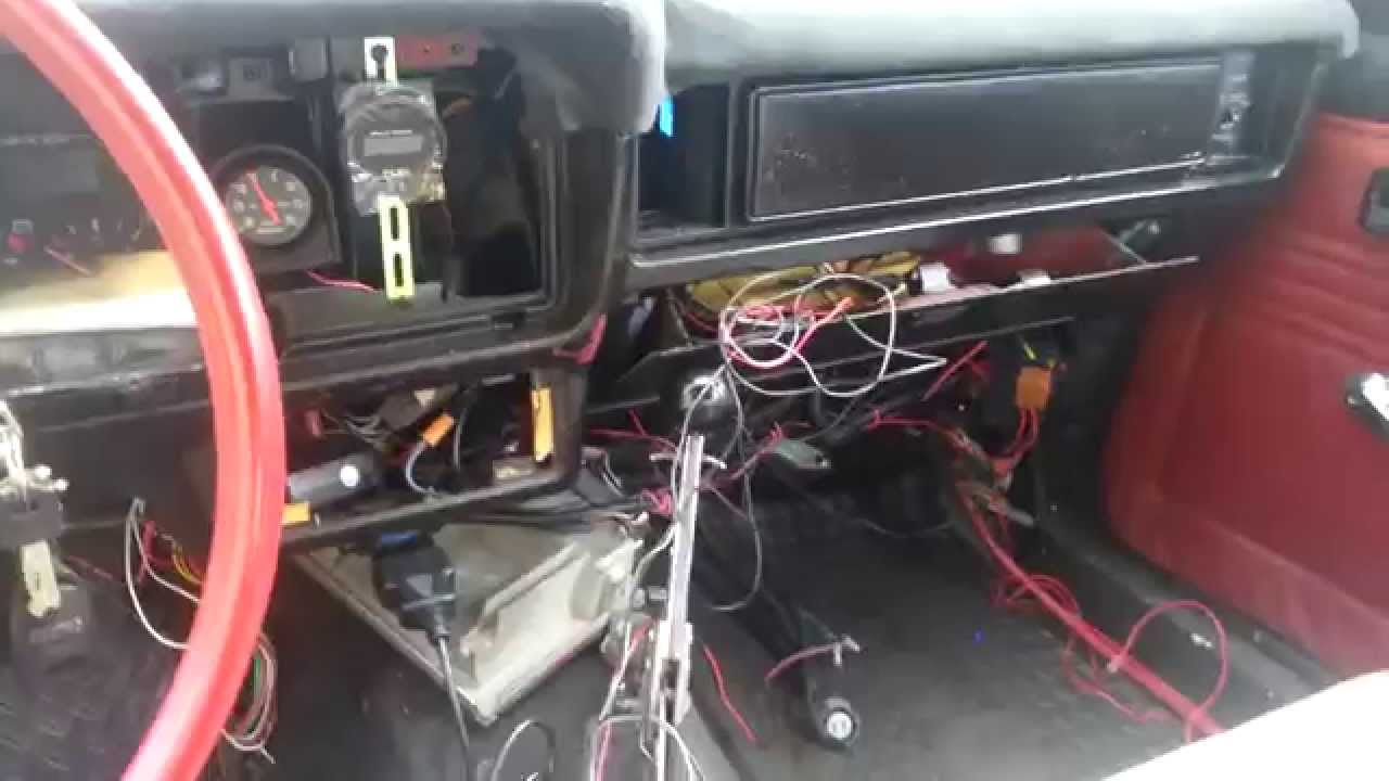 A Body Ls Swap Harness Wire Center 1957 Chevy Engine Wiring For Sale Efi Live V2 Psi 0411 Pcm F Cluster Rh Youtube Com Jeep Into Xj Corvette L92