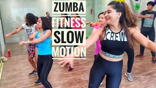 Bharat: Slow Motion Song | ZUMBA FITNESS | Salman Khan, Disha Patani | Vishal & Shekhar |