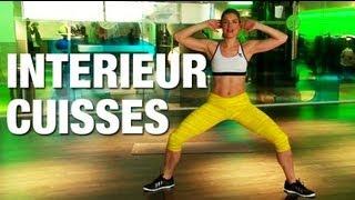 Fitness Master Class - Intérieur des cuisses