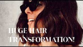 DRASTIC HAIR TRANSFORMATION!