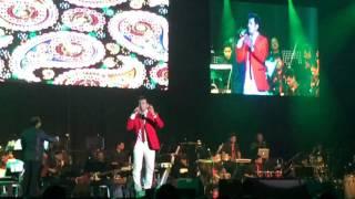 Sonu Nigam Live in Concert AMS NL Oct 30 2015 (16) Sufi & Qawwali Medley