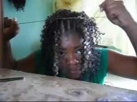 Tutorial: Trocando de cabelo - parte 2   Por Alê Soares