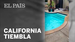 Un terremoto de 6,4 sacude el sur de California